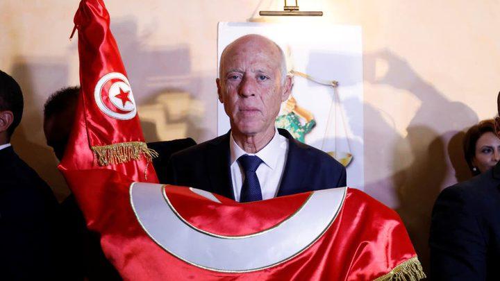 الرئيس التونسي:  الحق الفلسطيني لن يسقط بالتقادم