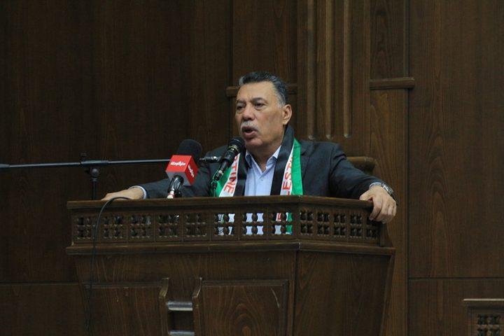 حلس: إجراء الانتخابات ضرورة ملحة لإنهاء الإنقسام