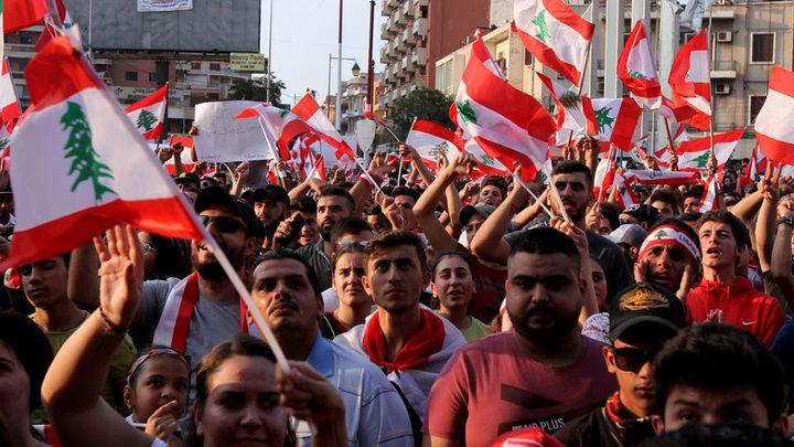 لبنان ينتفض لليوم السابع على التوالي