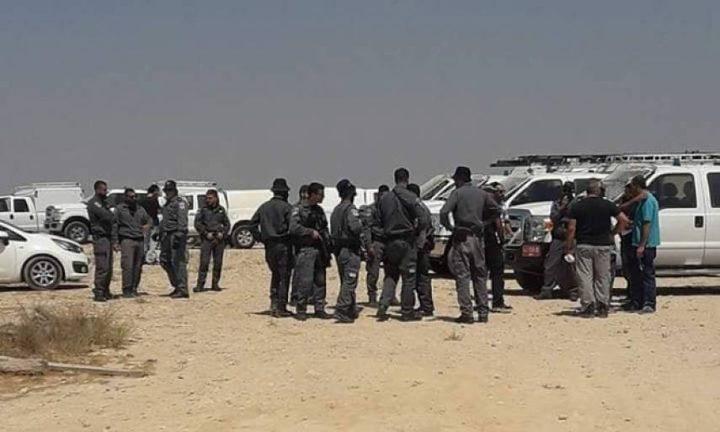 الاحتلال يُصدر 140 أمر هدم لمنازل برهط