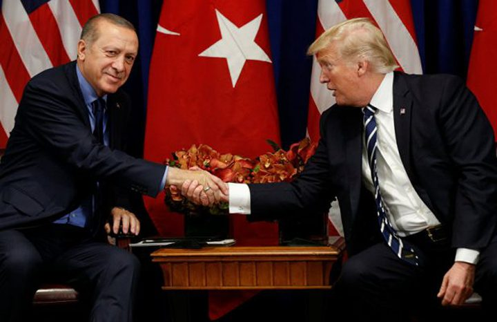 أمريكا ترفع عقوباتها المفروضة على تركيا