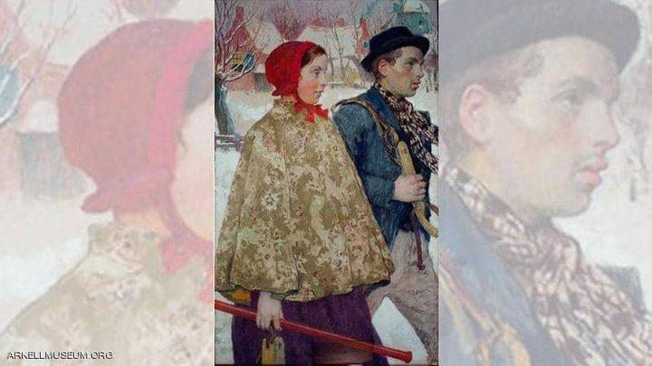 """عائلة """"موس"""" تستعيد لوحة فنية سرقها نازيون منهم"""