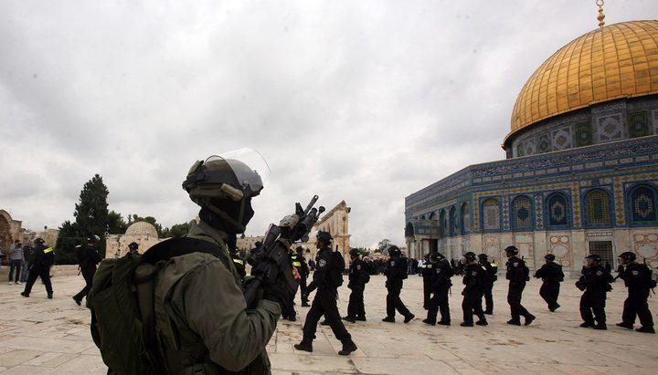 محافظ القدس: جرائم الاحتلال بالمدينة المقدسة تتطلب تدخلاً دولياً