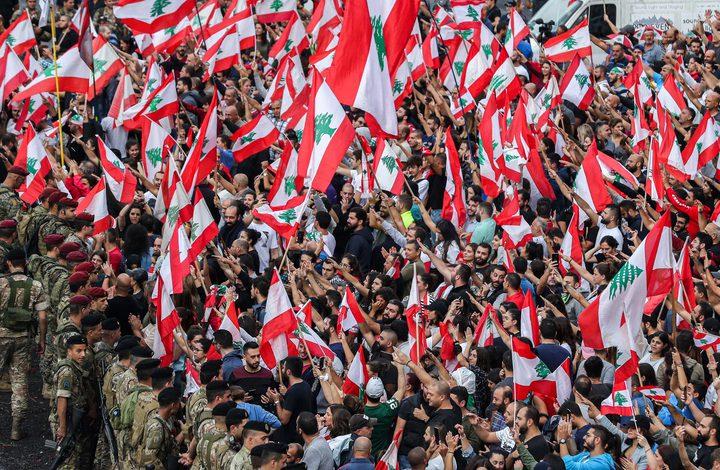 لبنان.. الاحتجاجات تدخل أسبوعها الثاني