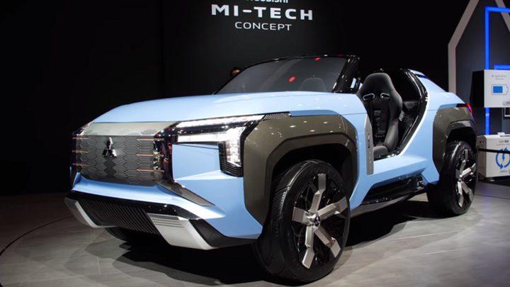 أغرب السيارات في العالم من ميتسوبيشي