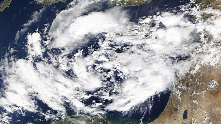 """""""ناسا"""": إعصار هائل في طريقه إلى مصر"""