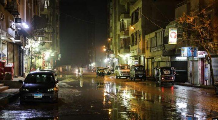 مصر: دعوات للمواطنين إلى البقاء في منازلهم