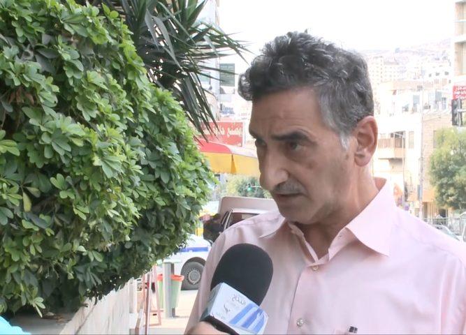 عضو مجلس بلدي:إزالة التعديات في نابلس ستتم على ثلاثة مراحل