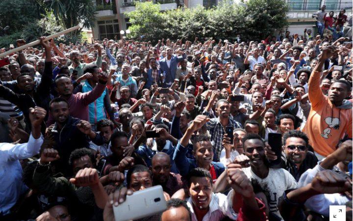 أثيوبيا: قتلى في تظاهرات ضد أبي أحمد