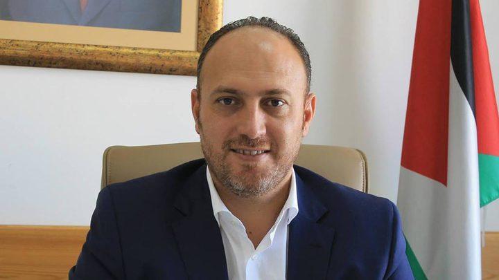 زملط: حل الدولتين تنازل فلسطيني من أجل الإلتزام بالشرعية الدولية