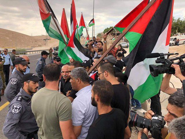 5 إصابات إثر قمع الاحتلال مسيرة سلمية في الأغوار