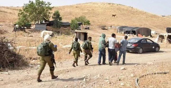 إصابات خلال مواجهات مع الاحتلال في الأغوار الشمالية