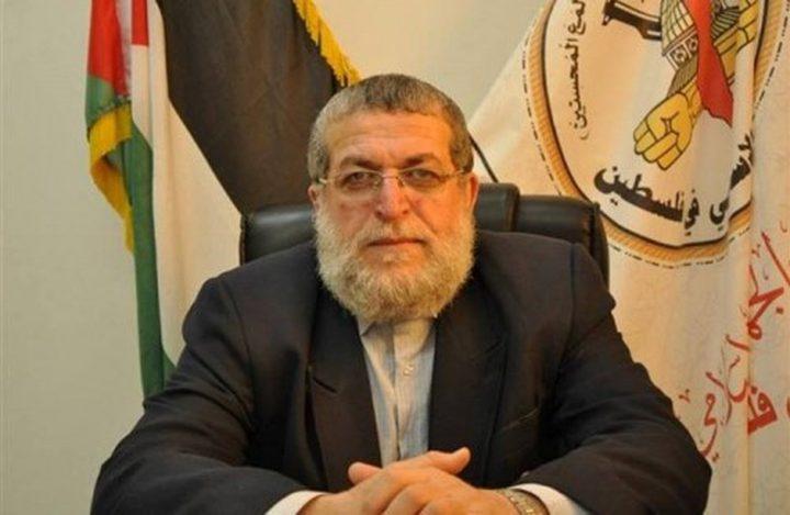 الجهاد الاسلامي: التوافق أولى من الانتخابات