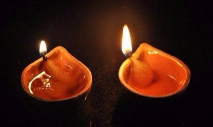 مدينة أيوديا الهندية تدخل موسوعة غينيس بسبب المصابيح الزيتية