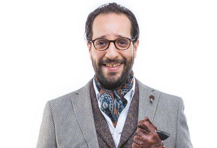 الفنان أحمد أمين يتعرض للسرقة