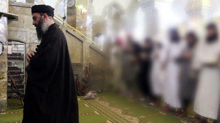 جنرال أمريكي: البغدادي لم يفارق حزامه الناسف