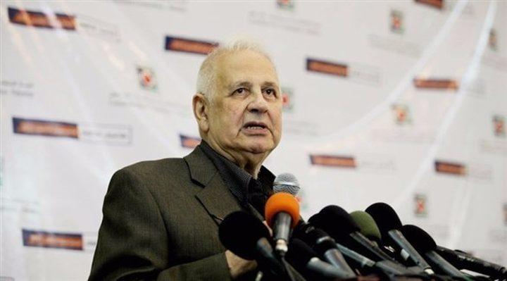 حنا ناصر: قريبون من إجراء الانتخابات