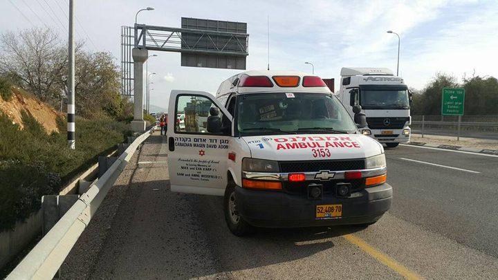 إصابة شاب بحادث دهس بمدينة حيفا
