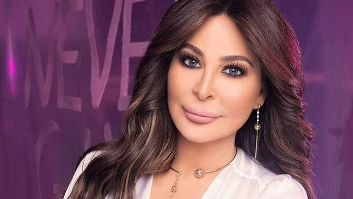إليسا تدعم الانتفاضة الشعبية في لبنان