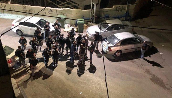 اعتقال 4 مواطنين على خلفية الشجار بالداخل المحتل