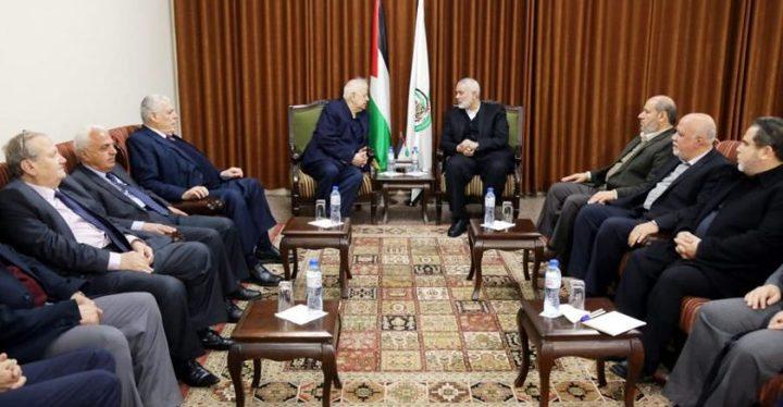 صحيفة: حماس ربطت الموافقة على الانتخابات بشرط !