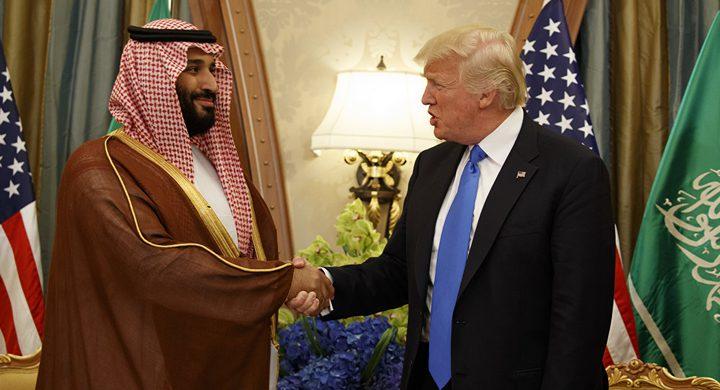السعودية تهنئ أمريكا على قتل البغدادي