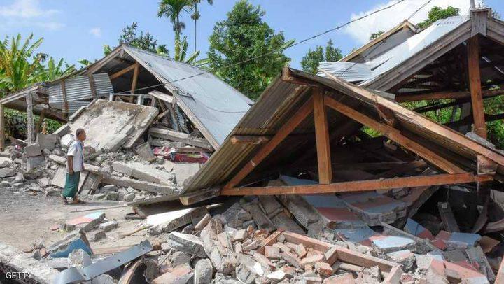 زلزال الفلبين يتسبب بمقتل مراهق وإصابة العشرات بجروح