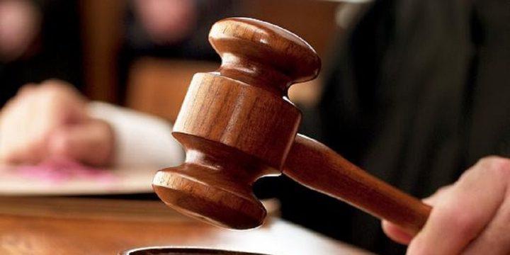 نابلس: الحكم بالسجن 15 عاماً لمتهم مدان بقتل ابنته