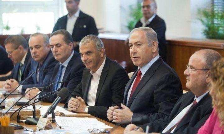"""""""الكابينيت"""" يقر آلية لمراقبة الاستثمارات الأجنبية في إسرائيل"""