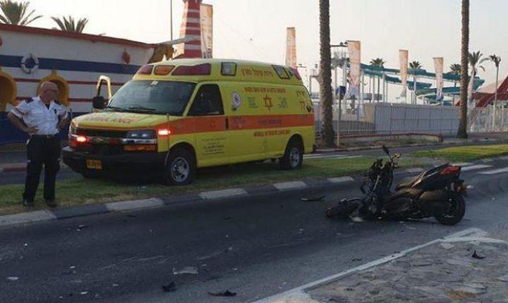 مصرع مواطن بحادث سير قرب طبرية