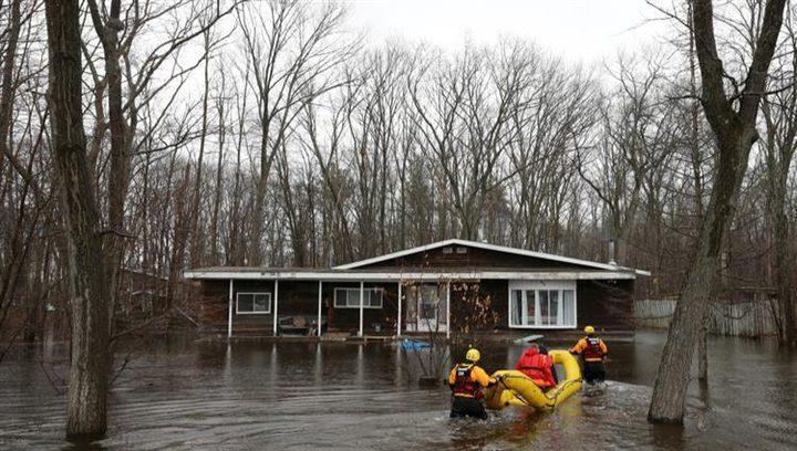 دراسة تحذر من خطر الفيضانات على حياة الملايين