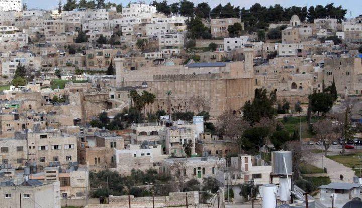 منع رفع الأذان في المسجد الابراهيمي 78 وقتا الشهر الجاري