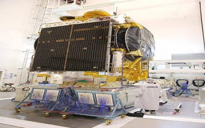مصر تعكف على اطلاق أول قمر صناعي للاتصالات