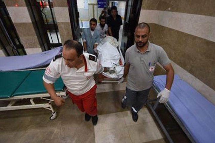 شهيد وإصابتان في قصف اسرائيلي على غزة