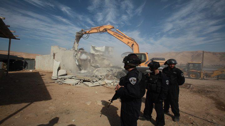 الاحتلال يخطر بالاستيلاء على نحو 500 دونم شرق القدس