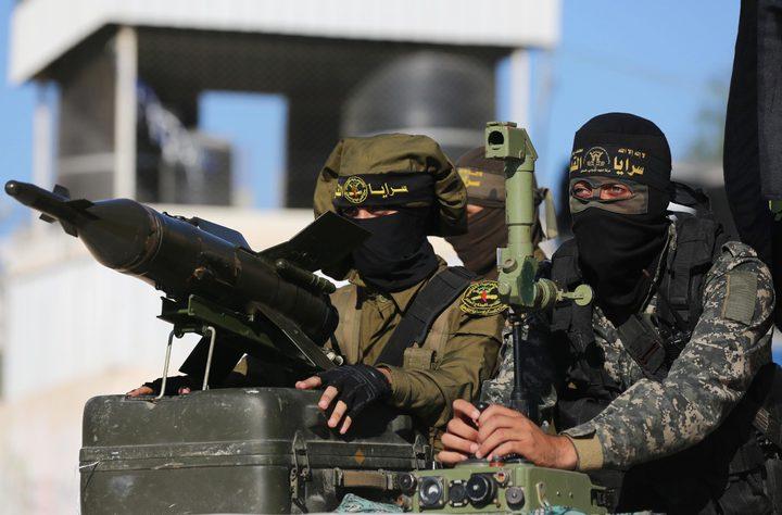 سرايا القدس ترد على تهديدات الاحتلال بشن حرب على غزة