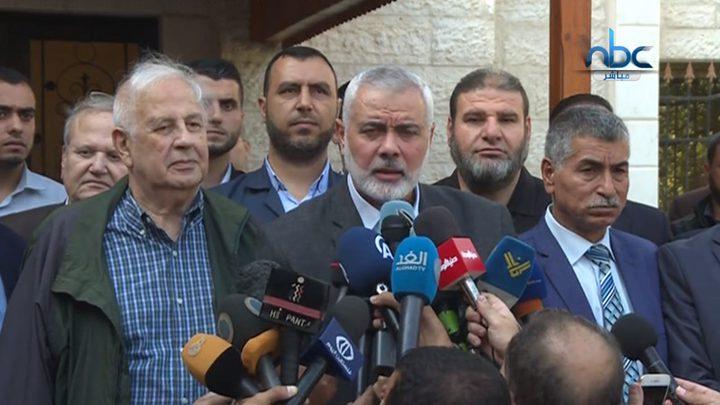 حماس تؤكد مجدداً: جاهزون لانتخابات شاملة