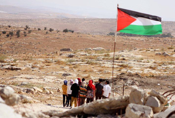 الخليل: إخطار بهدم 4 منازل في مسافر يطا