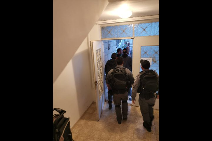 الاحتلال يعتقل وزير شؤون القدس فادي الهدمي