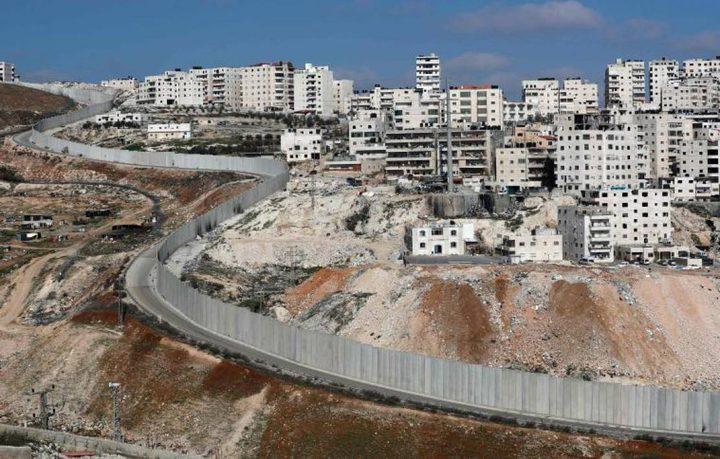 الاحتلال يستولي على 190 دونما شرق القدس