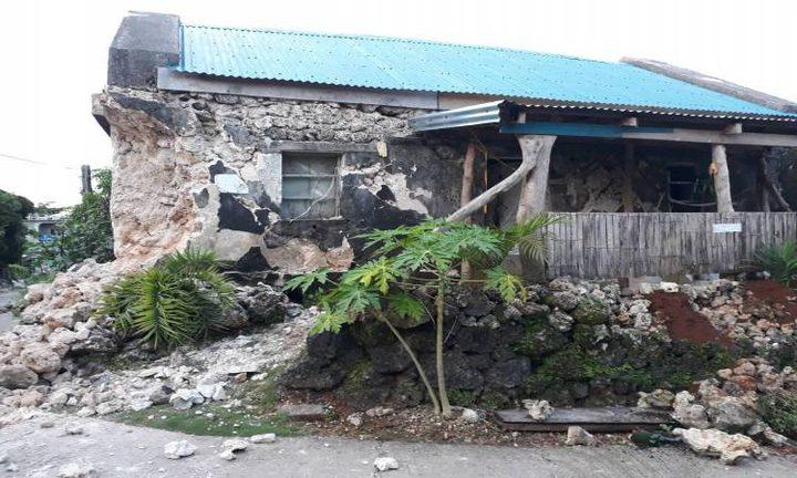 ارتفاع حصيلة ضحايا زلزالي الفلبين