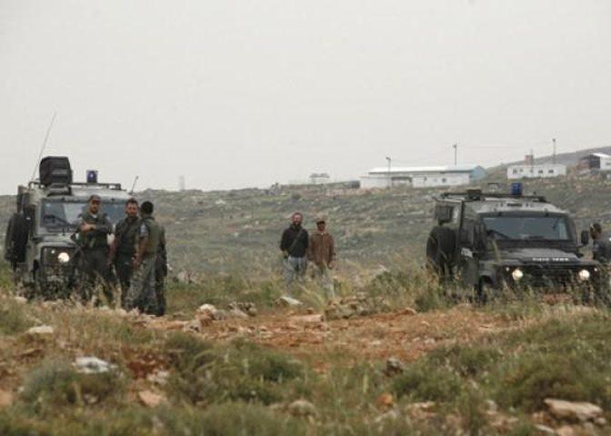 إخطارات بالاستيلاء على اراضي في بيت لحم ورام الله والخليل