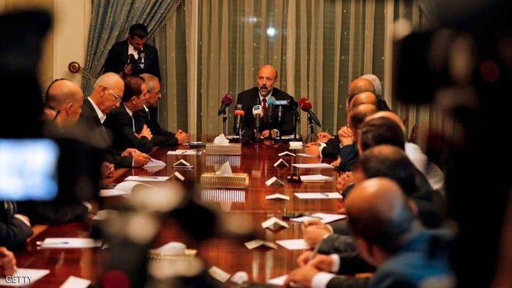 الرزاز يطلب من وزراء الحكومة تقديم استقالاتهم