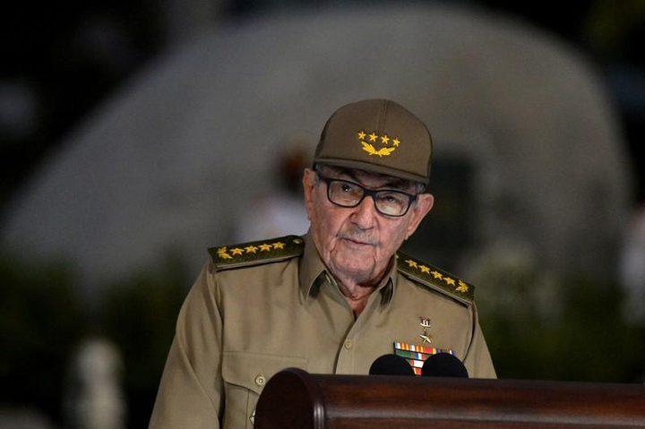 كوبا تهاجم الولايات المتحدة