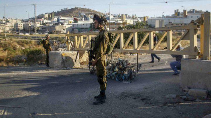 اصابة شاب 24 عاماً برصاص الاحتلال غرب جنين