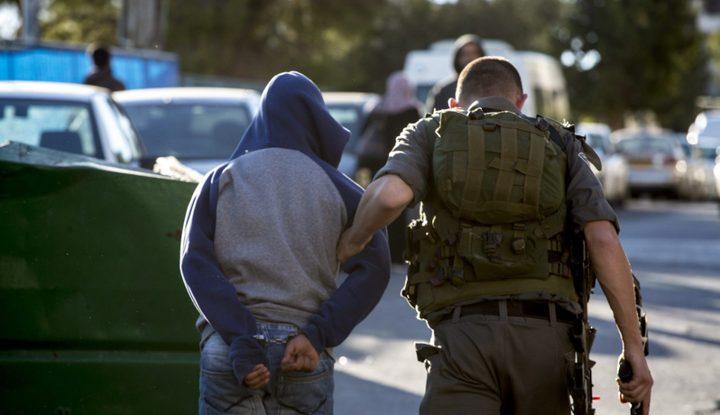شرطة الاحتلال تعتقل 40 عاملا
