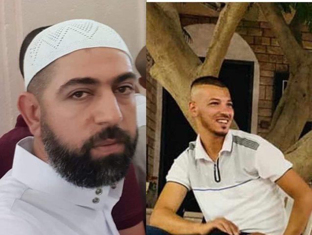 إضراب عام احتجاجا على جريمة قتل الشابين أبو طه