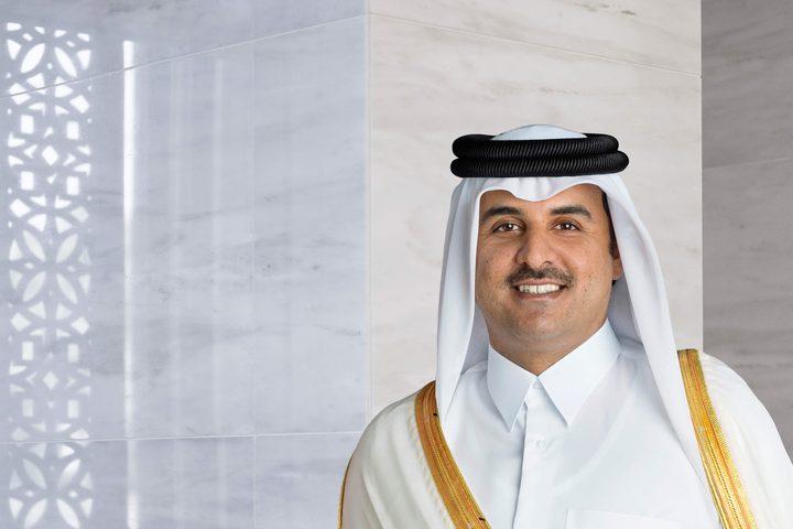 أمير قطر: عجز ميزانية العام الماضي تحول إلى فائض