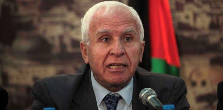 """الأحمد: عقد لقاء بين الفصائل قبل اصدار مرسوم الانتخابات """"مرفوض"""""""