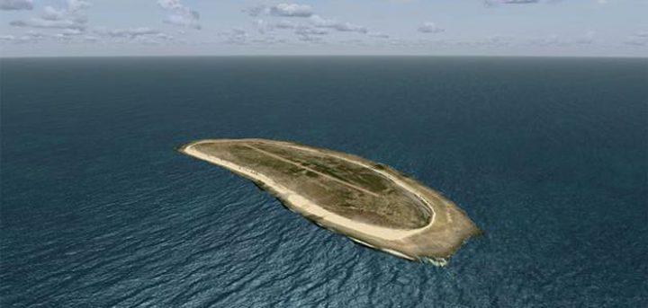 بركان يغرق جزيرة صغيرة ويظهر أخرى أكبر بثلاثة أضعاف !